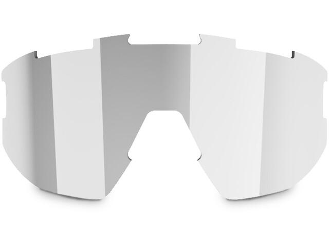 Bliz Fusion Spare Lens smoke/silver mirror